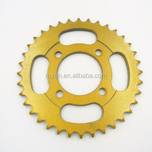 JUPITER Z MX Motorcycle Chain and sprockets kits for INDONESIA motorcycle  parts