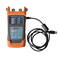 Fiber Optic Multimeter 1310/1550nm Light Source and Power Meter Fiber Optic