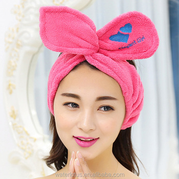 ece6171fdd34 Fashion Hot Selling Hair Accessories Stylish Colorful Microfiber Cat Ears Sports  Headband Elastic Makeup Hairbands For