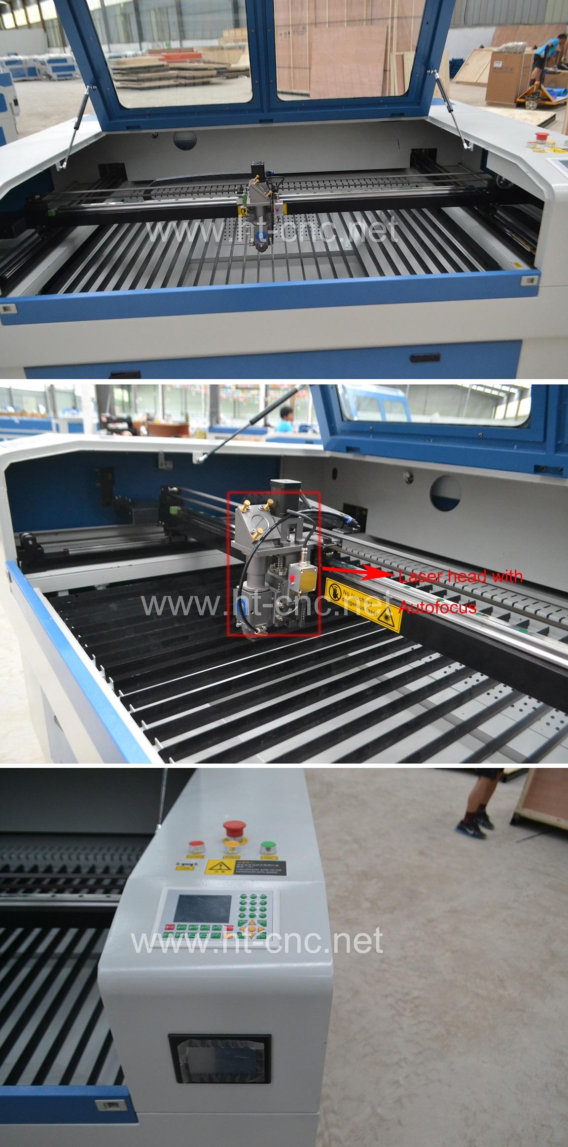 200 ватт CNC лазерный резак/смешанный лазерный станок для резки