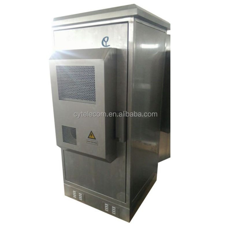 outdoor telecom stainless steel enclosure 35U
