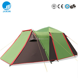 Outdoor sports entertainment 5-8person family Camping tent for travelling