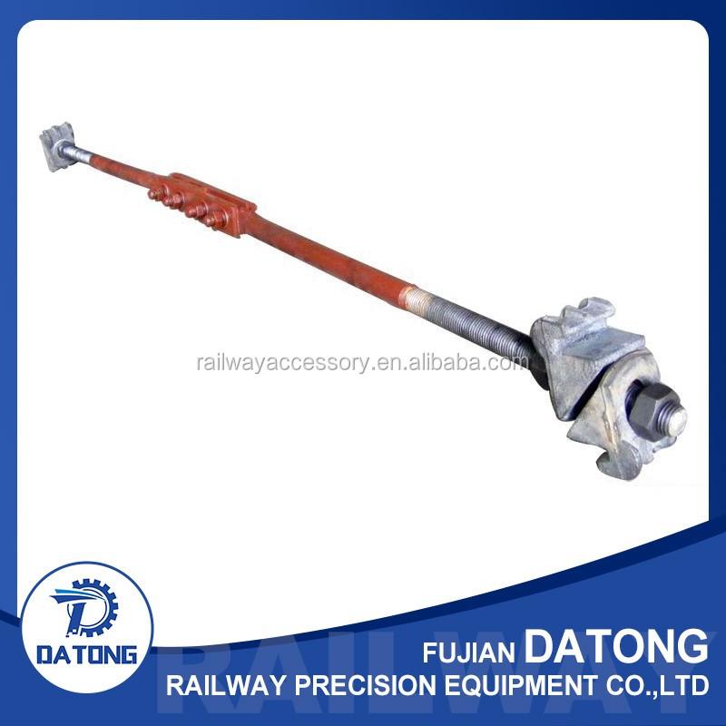 Factory Price Steel Gauge Tie Rod For Railroad Building
