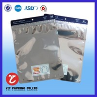 small large clear zip lock sealing poly bags plastic bags with logo