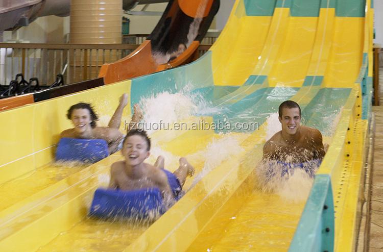 Cheap EVA Foam Water Park Slide Racer Mat for Sale with Low MOQ