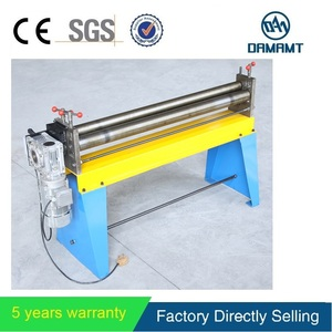 ISO 9001 CE certification W11-1.5*1300 small rolling machine price, bender for Light steel plate