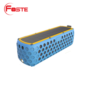 Good Sound Large Battery Capacity Used Tf Card Horn Outdoor Oem Surround Wireless Bluetooth Speaker