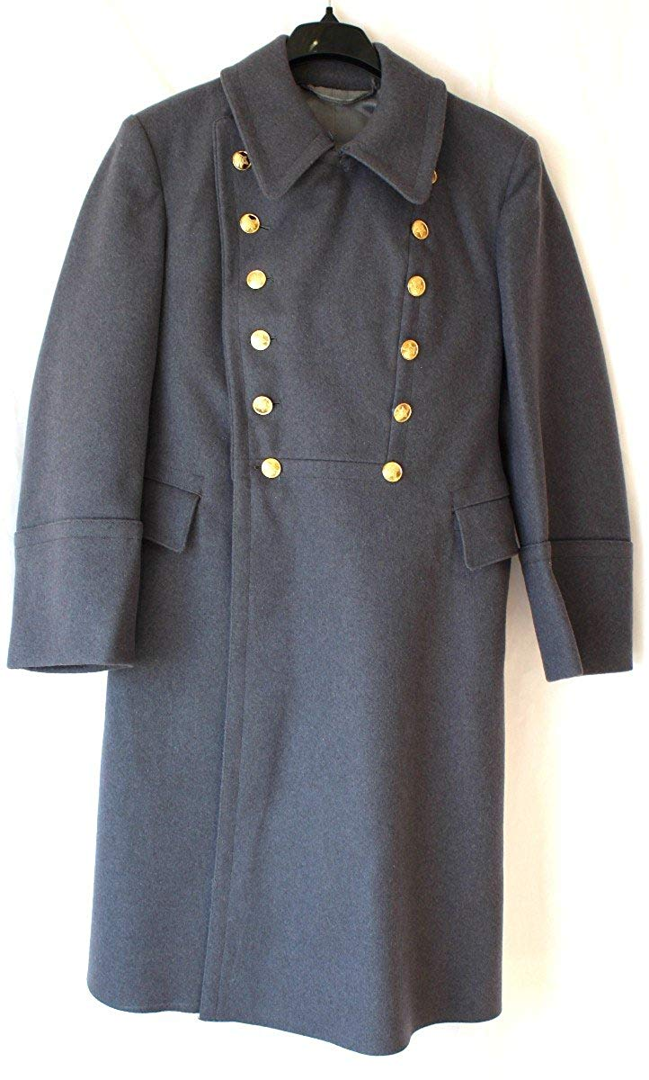 e4b12bc35d Get Quotations · Soviet USSR Russian Military Army Oficer parade Wool  Overcoat - Shinel