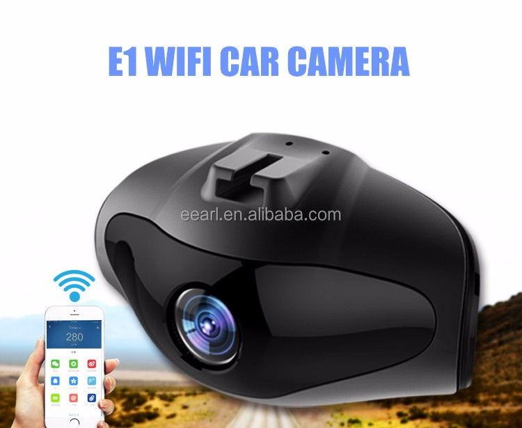 Night Vision 170 Wide Angle Covert Car Dash Cam FHD 1080P Driving Recorder With WDR, G-sensor,Loop Recording