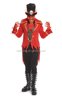 Freak Show Lion Tamer Circus Ringmaster Suit Clowns Halloween Costume QAMC-2475  sc 1 st  Alibaba : lion adult costume  - Germanpascual.Com