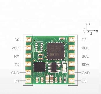 Jy61p Serial 6-axis Accelerometer Gyroscope Bmi160 Chip - Buy Jy61p Serial  6-axis Accelerometer Gyroscope Bmi160 Chip,Jy61p Serial 6-axis
