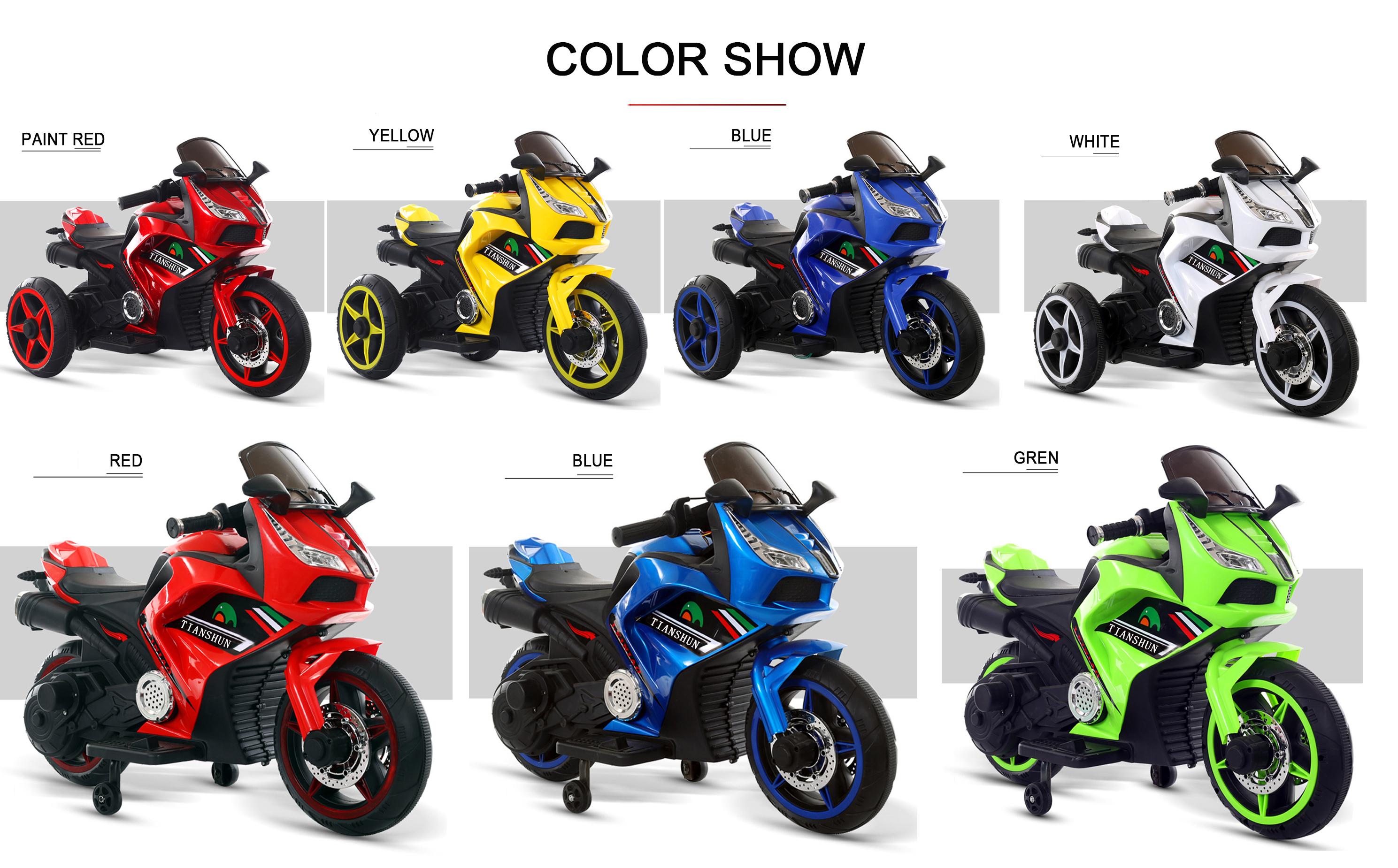 Multi-funktion zwei-räder mini motorrad für kinder