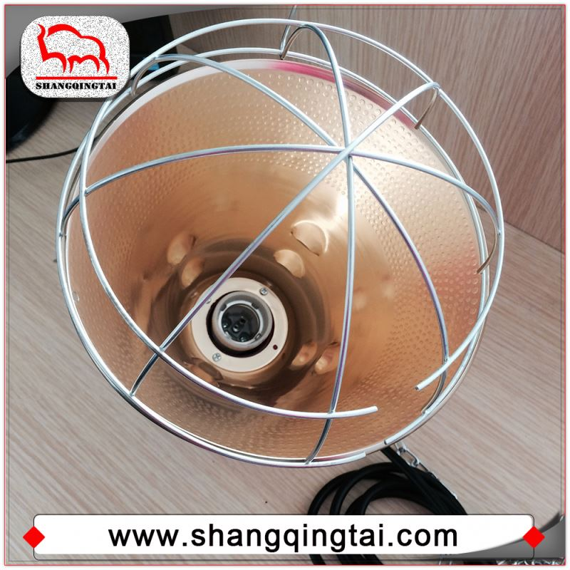Portable Poultry Infrared Heating Lamp Cover For Animals