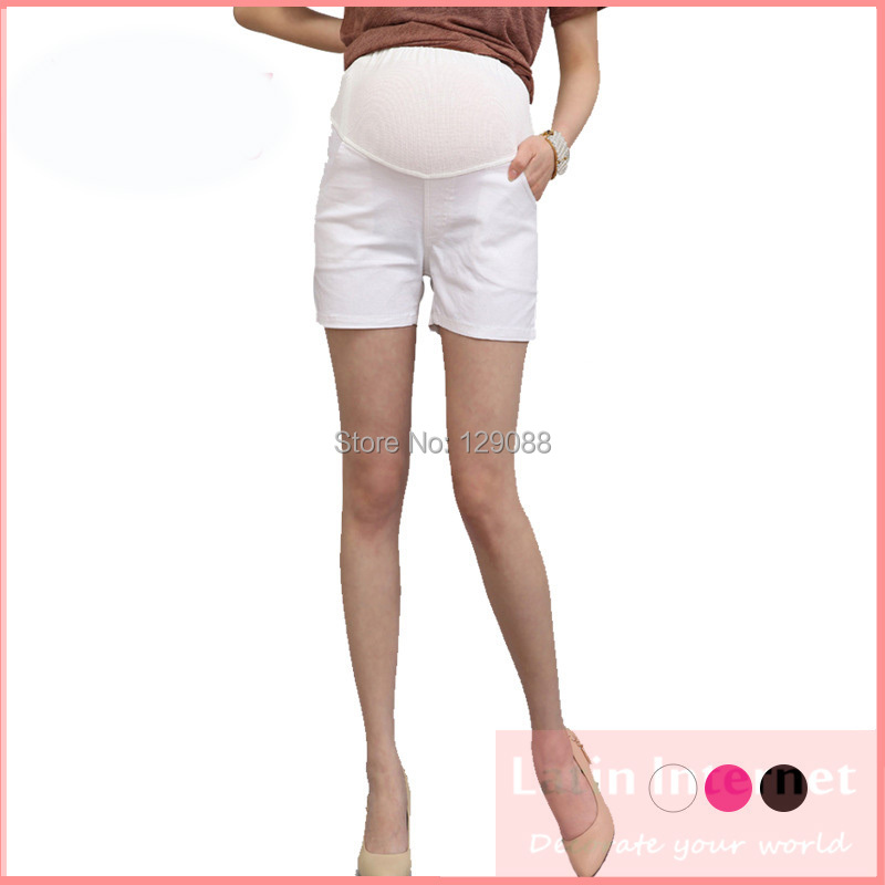 Hot Sale Shorts Women Maternity Shorts Belly Pants Maternity Trousers Cravida Pregnancy Maternity Clothes Summer Casual