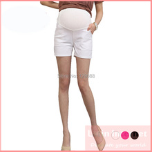 Hot Sale! Shorts Women Maternity Shorts Belly Pants Maternity Trousers Cravida Pregnancy Maternity Clothes Summer Casual Shorts