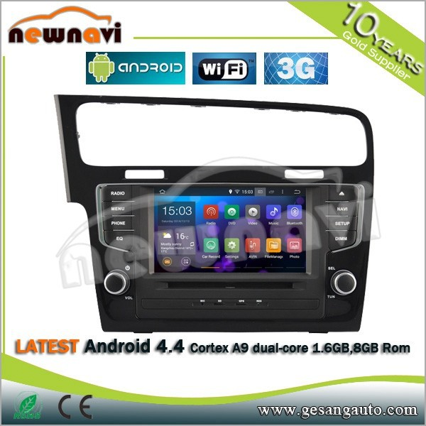 newnavi Car Stereo for VW Autoradio DVD GPS Navigation