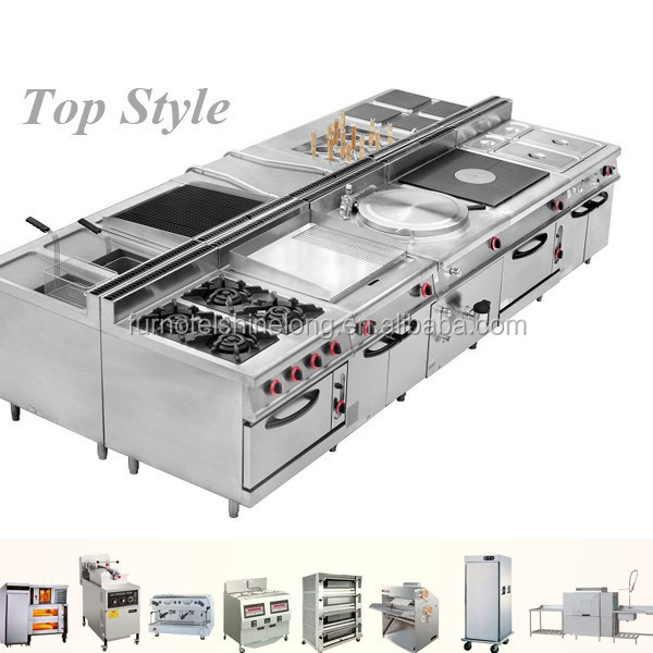 Appearance Energy-saving Commercial Used Restaurant Kitchen Equipment Made in China