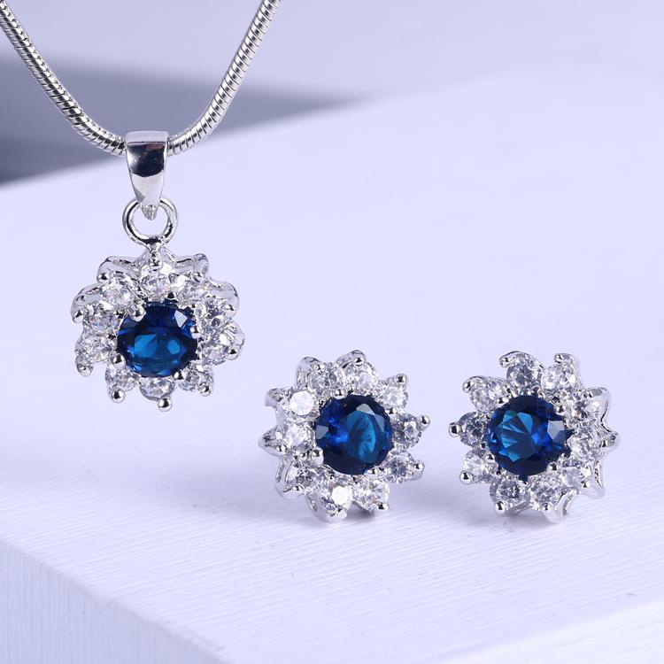 Bridal Wedding Accessories Fashion Jewelry Set 2-piece Women Accessories -  Buy Bridal Wedding Accesories,Fashion Jewelry Set,Women Accessories Product