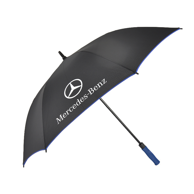 Double Layer Custom Windproof Advertising Promotional Rain Golf Umbrella