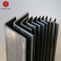 Ready stock equal angle steel st235jr Hot Rolled Carbon steel angle bar / angle iron SS400 price list 75x75x6