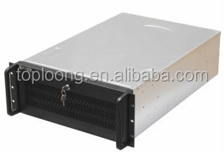 "4U CP6515 rack mount storage nas server case 15 x 3.5"" HDD bay"