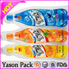 Yason plastic foldable water bottle water fill ice cube 5l water pouch