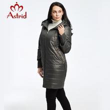 912543ff55d Астрид обслуживание весна осень оптовая продажа тонкий слой плюс SizeWomen  длинная парка тонкая куртка AM-