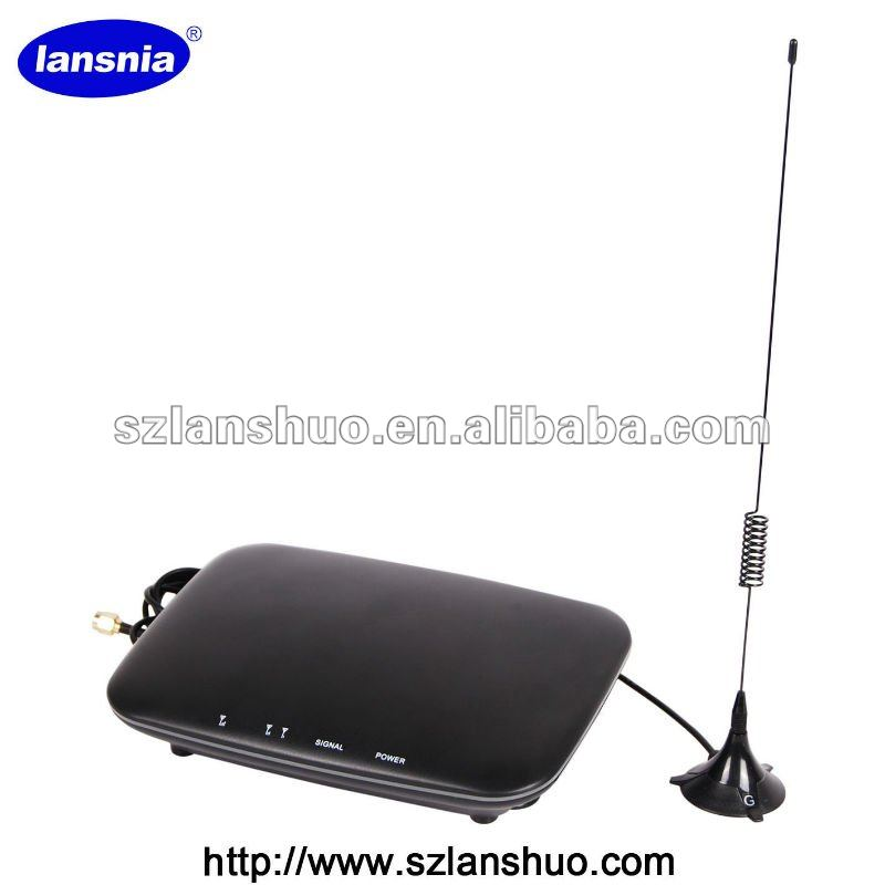 QUAD BAND 850/900/1800/1900MHz GSM FIXED WIRELESS PHONE TERMINAL GATEWAY