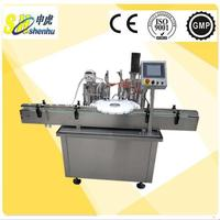 China good supplier Automatic bottle filler and capper