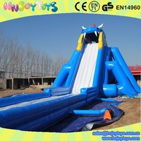 new design giant inflatable water slide for sale, inflatable water slide for adult