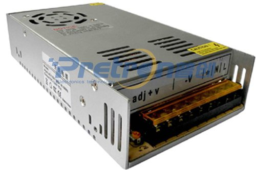 Free shipping DC12V 360W 30A LED Power Supply  5pcs/Lot Switching Power Supply,Input:100~250V Guarantee 100%,2 years Warranty