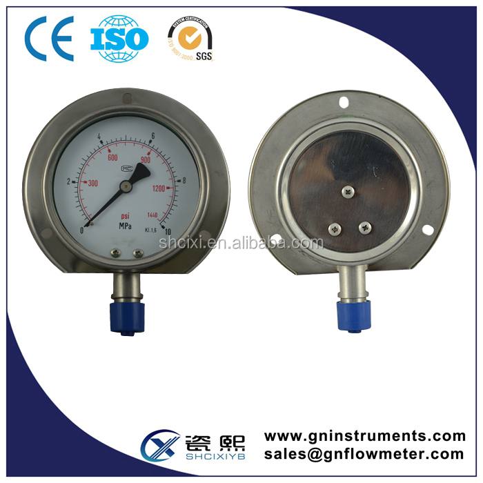 pressure gauge bourdon type, bourdon tube vacuum gauge, application of bourdon tube pressure gauge