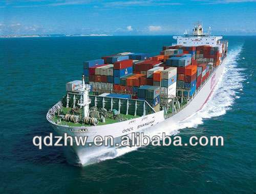 Sea Shipping /From Guangzhou to India/MSK/MSC/TSCI/COSCO/high cube dry freight container