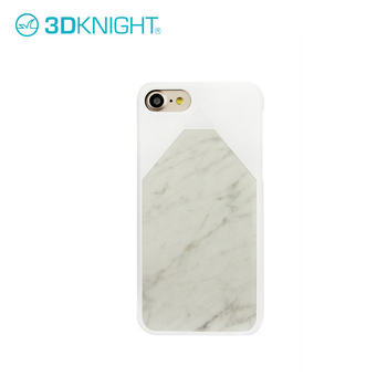 China Factory Wholesale Natural Marble Stone Hard Case For iPhone 7 Plus