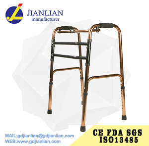 Disabled folding mini size walker fashion
