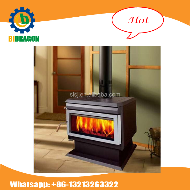 BW12 12kw Free Stand Wood Burning Stove