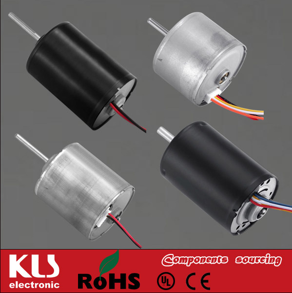 Good quality electric brushless motor 36v 350w micro small UL CE ROHS 026 KLS brand