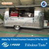 Hot dog mobile food cart food cart truck food
