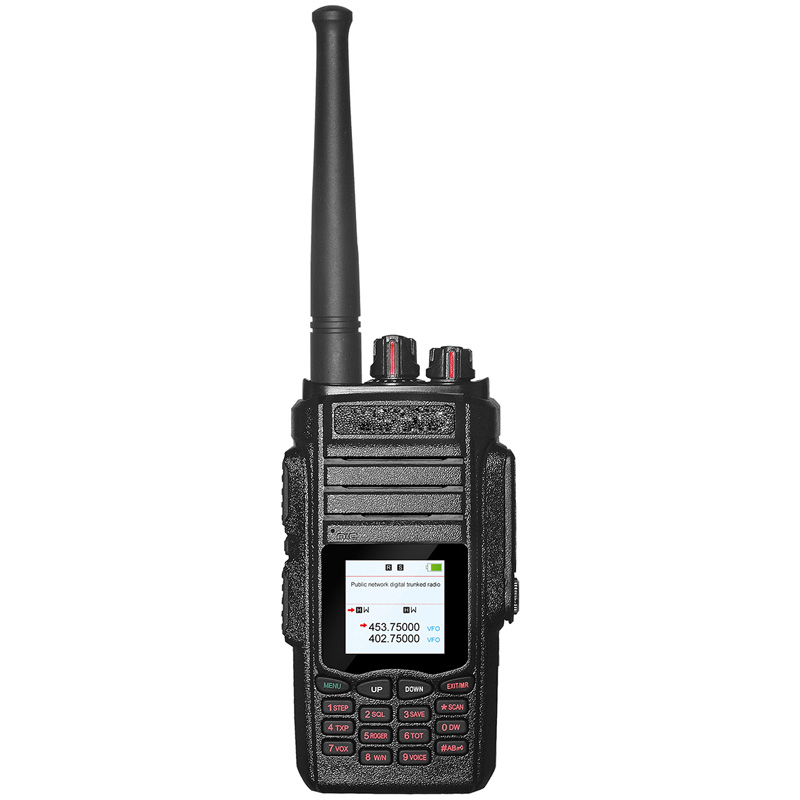 2018 ZASTONE T7 Wholesale Handheld Global GSM Public Network Walkie Talkie sim card two way radio