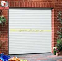 2017 Hot Sales Aluminum Automatic Colorful Roller Shutter With Top Cover Box