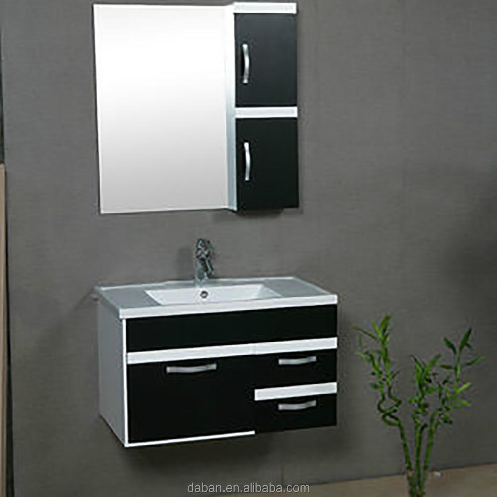 Jisheng Pedestal/plastic/bamboo Bathroom Wall Cabinet ...