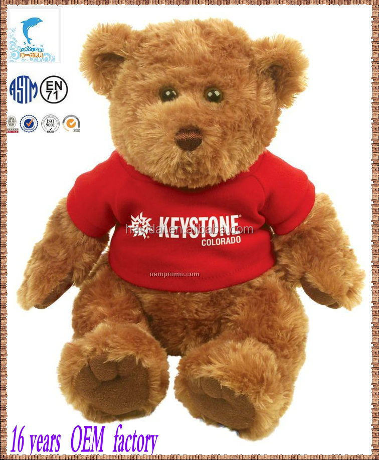 favorable price new design comfortable super soft teddy bear toy
