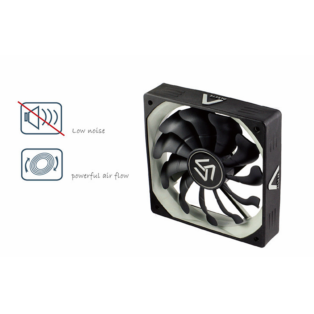 China Computer Cooling Fan Wholesale Alibaba Casing 12cm Alseye