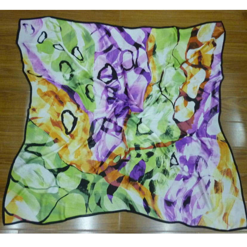 Hot selling chinese digital silk scarf printing <strong>manufacturing</strong>
