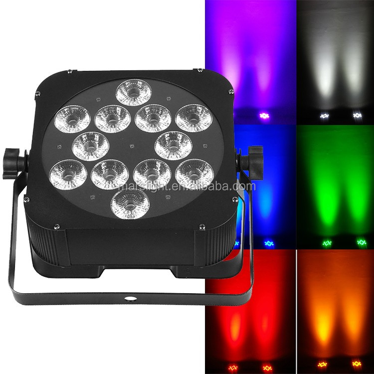China Factory Hottest 12*18w Rgbw+uv 6 In 1 Led Par Can Light ...