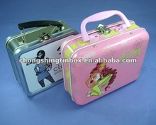 Handle tin box, Tool Tin Box with Handle