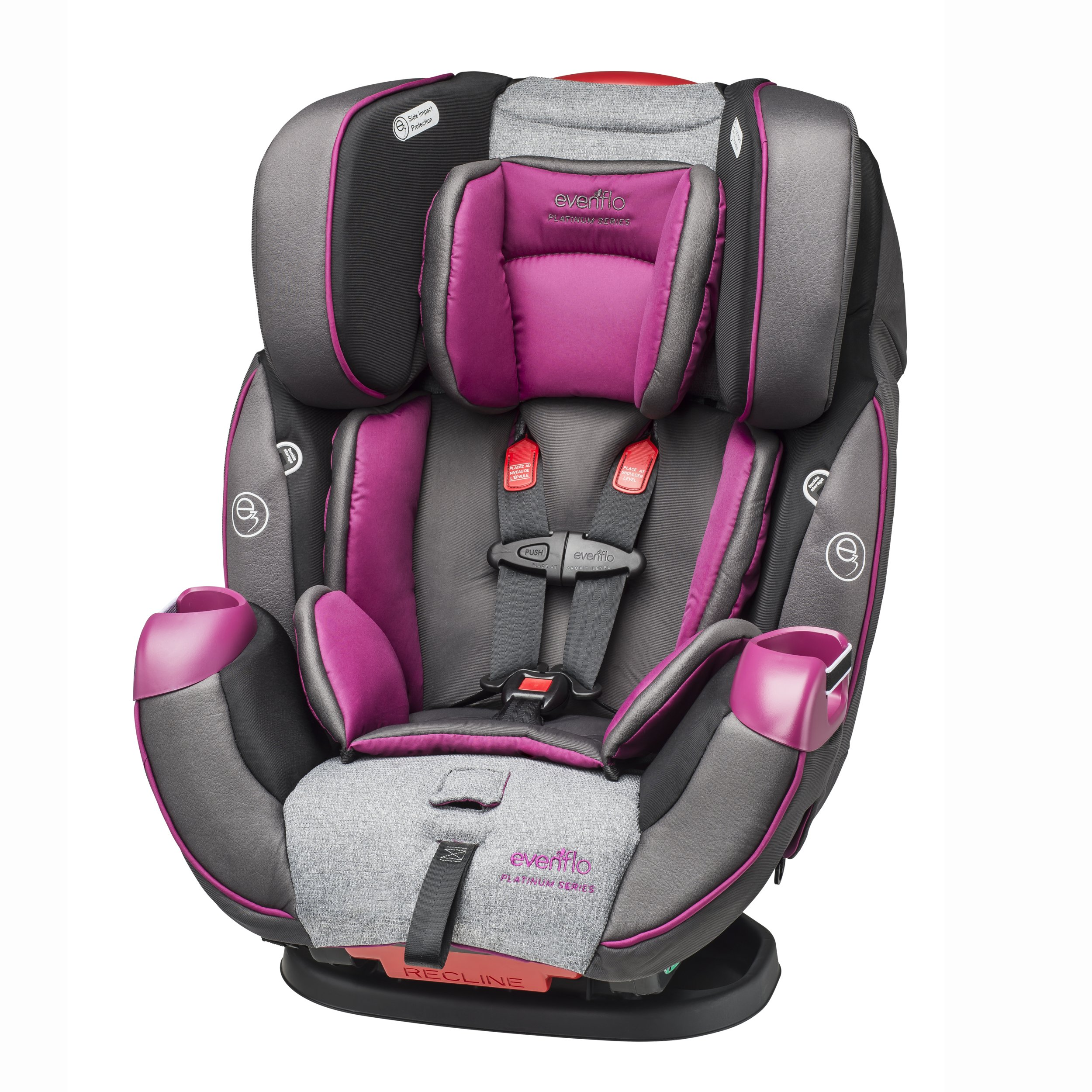 Get Quotations Evenflo Symphony Elite All In One Car Seat Martina