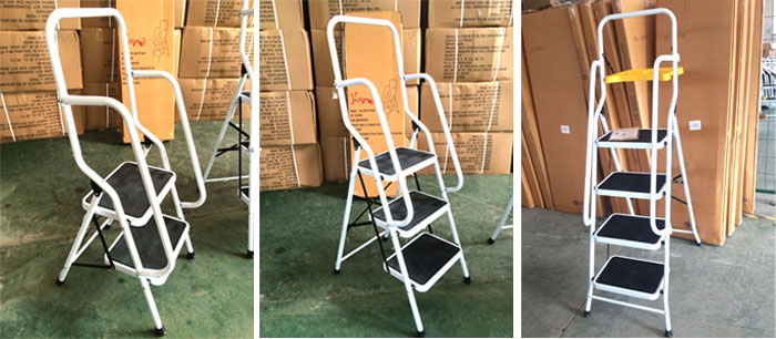 Hot Sale Easylife China Yiwu Yongkang Foldable Step Ladder