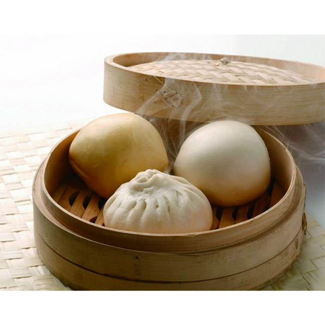 High quality wholesale commercial bamboo steamer for food cooking basket