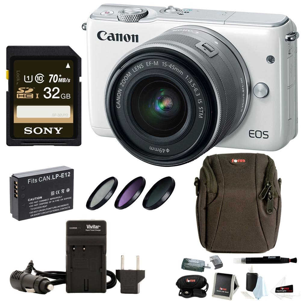 Cheap F45 Camera Find Deals On Line At Alibabacom Canon Eos M10 Ef M 15 45mm Is Stm White Get Quotations Mirrorless Digital With F 35